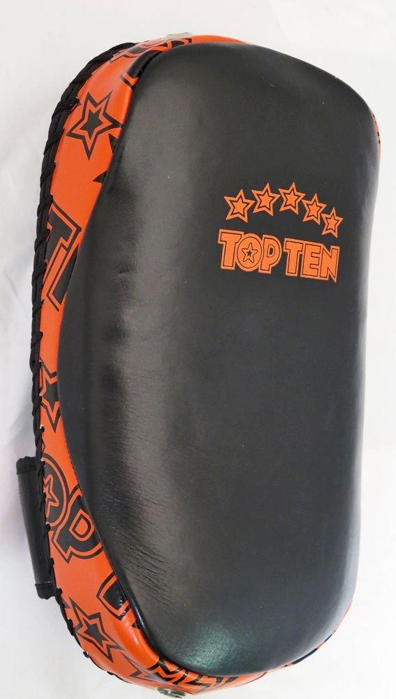 TOP TEN 0 Zwart - Oranje