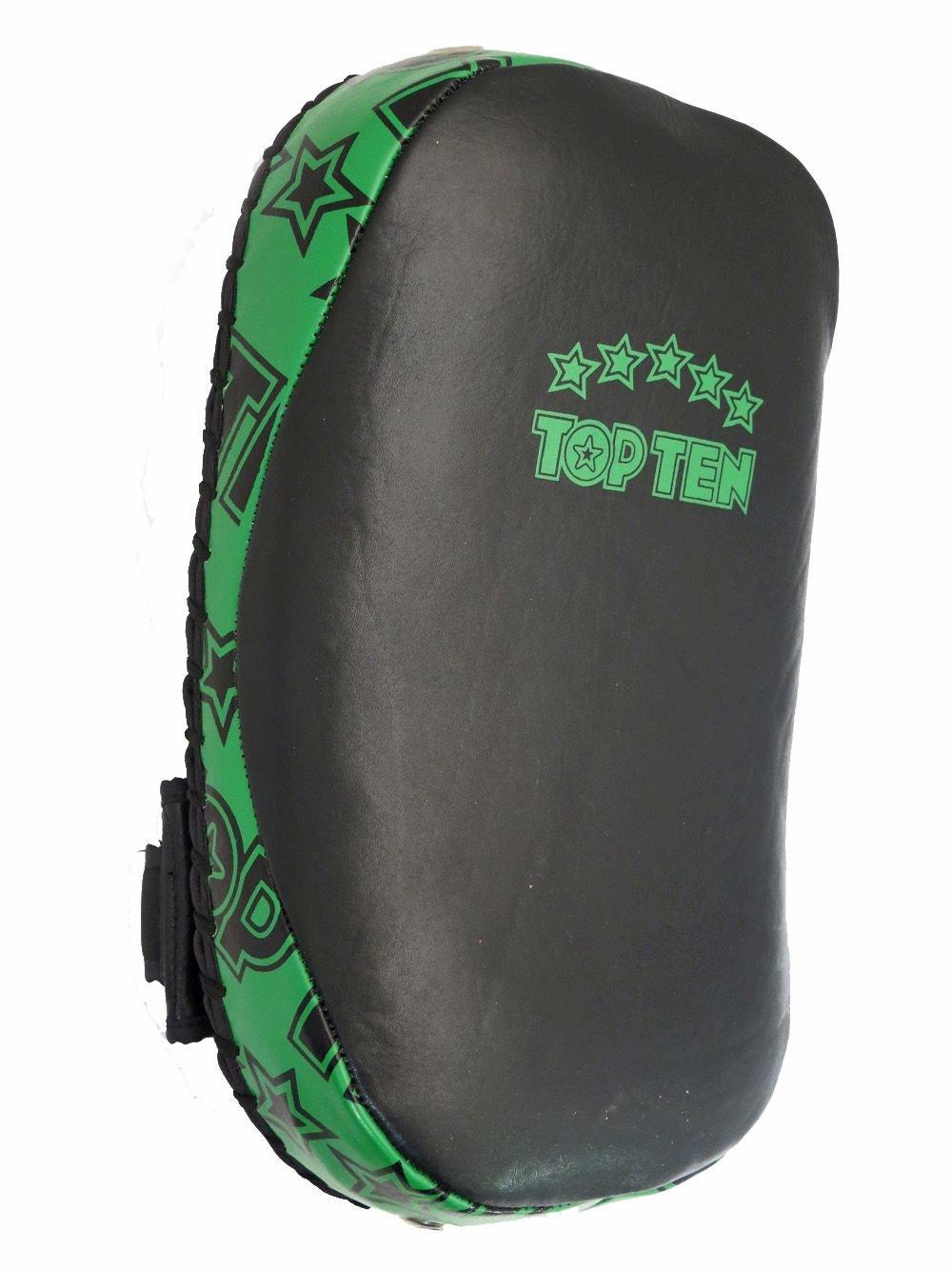 TOP TEN 0 Zwart - Groen