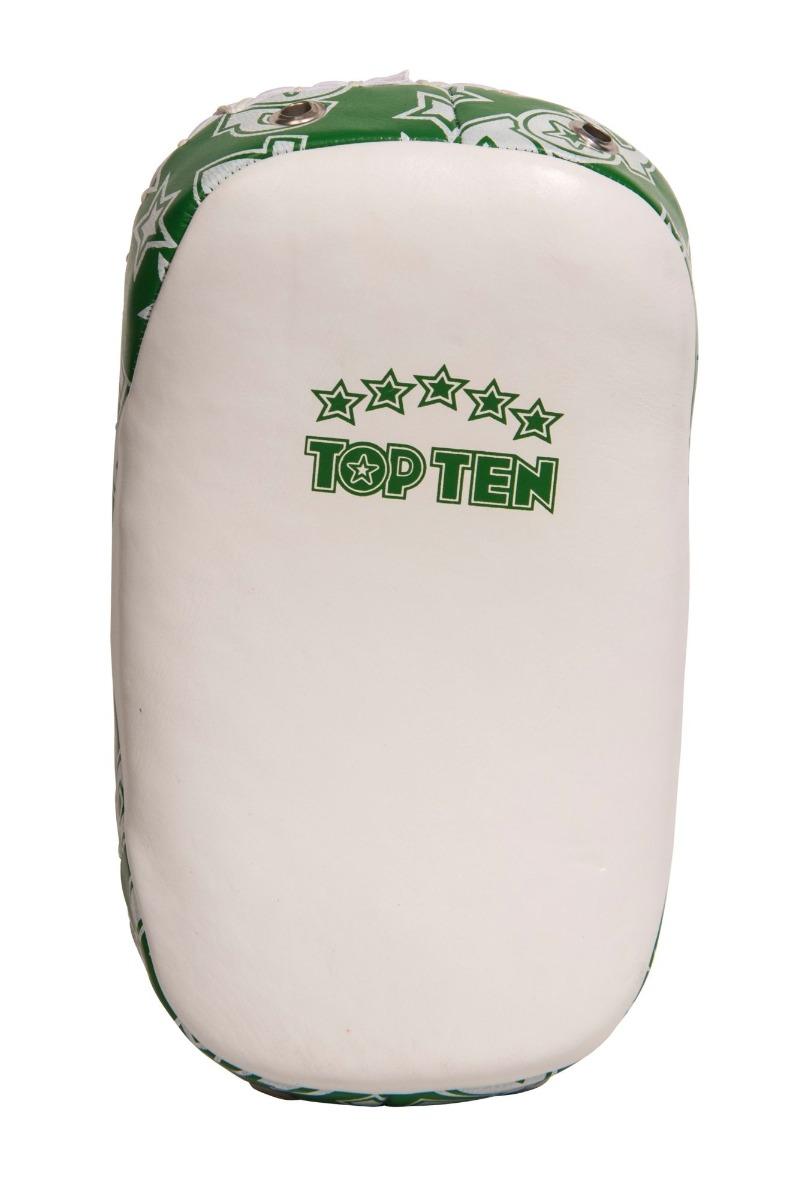 TOP TEN 0 Wit - Groen
