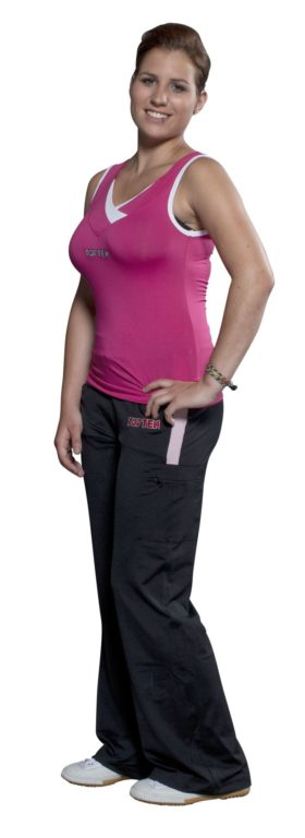 """TOP TEN Top voor dames """"Fitness"""" Roze"""