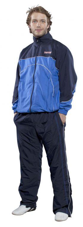 Trainingspak voor kinderen Donker blauw - Blauw