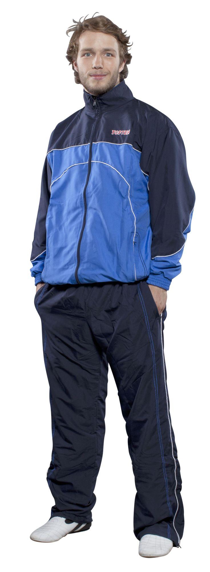 TOP TEN Trainingspak voor kinderen Donker blauw - Blauw