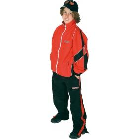 TOP TEN Trainingspak voor kinderen Rood - Zwart