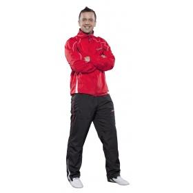 TOP TEN Trainingspak Rood - Zwart