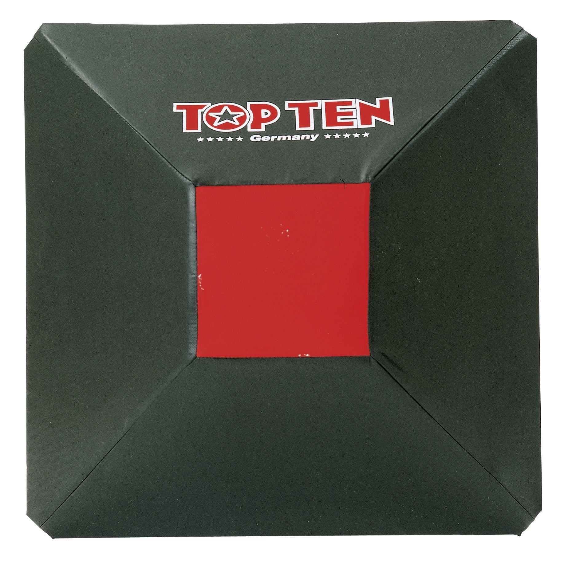 TOP TEN Muurtrapkussen Zwart