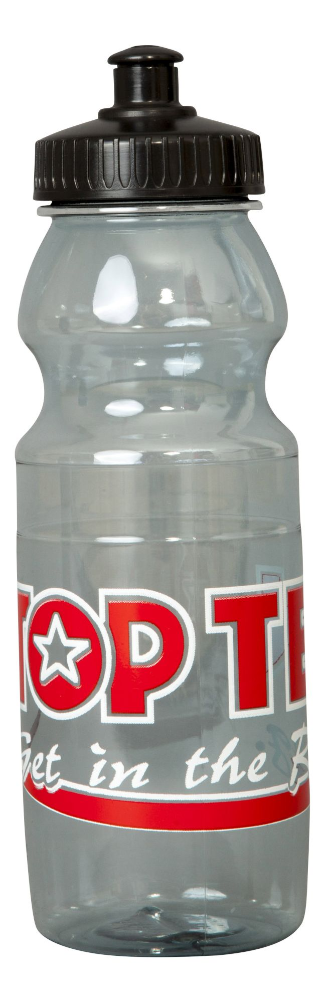 TOP TEN Bidon (1 Liter) Transparant