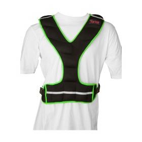 TOP TEN Gewichtsvest (neopreen) Zwart - Groen