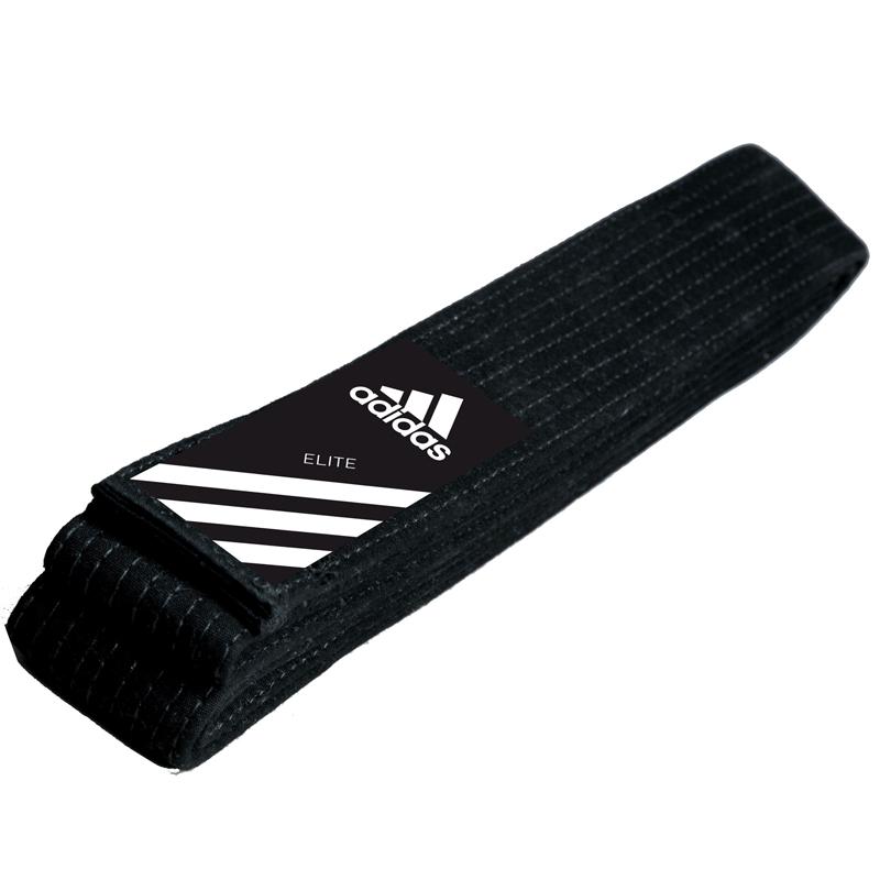 adidas Judoband Elite 45 mm Zwart