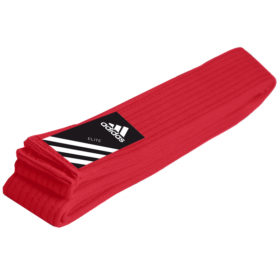 adidas Judoband Elite 45 mm (Rood)