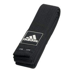 adidas Taekwondo Competitie Budoband Zwart 43mm