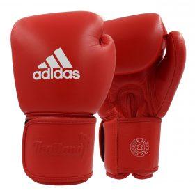 adidas Muay Thai Handschoenen TP200 (Rood/Wit)