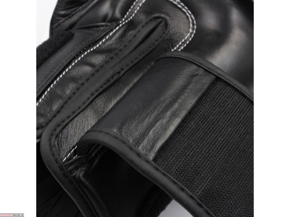 adidas Muay Thai Handschoenen TP300 (Zwart/Wit)