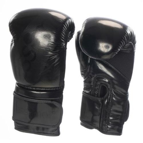 Essimo Kickboks handschoenen Tokyo (Zwart)