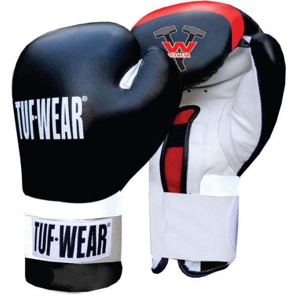 TUF Wear Gym Safety Spar (Kick)Bokshandschoenen PU 10 oz