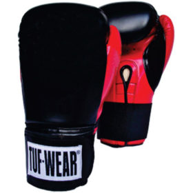TUF WEAR Wildcat Training Spar Kickbokshandschoen 10 oz
