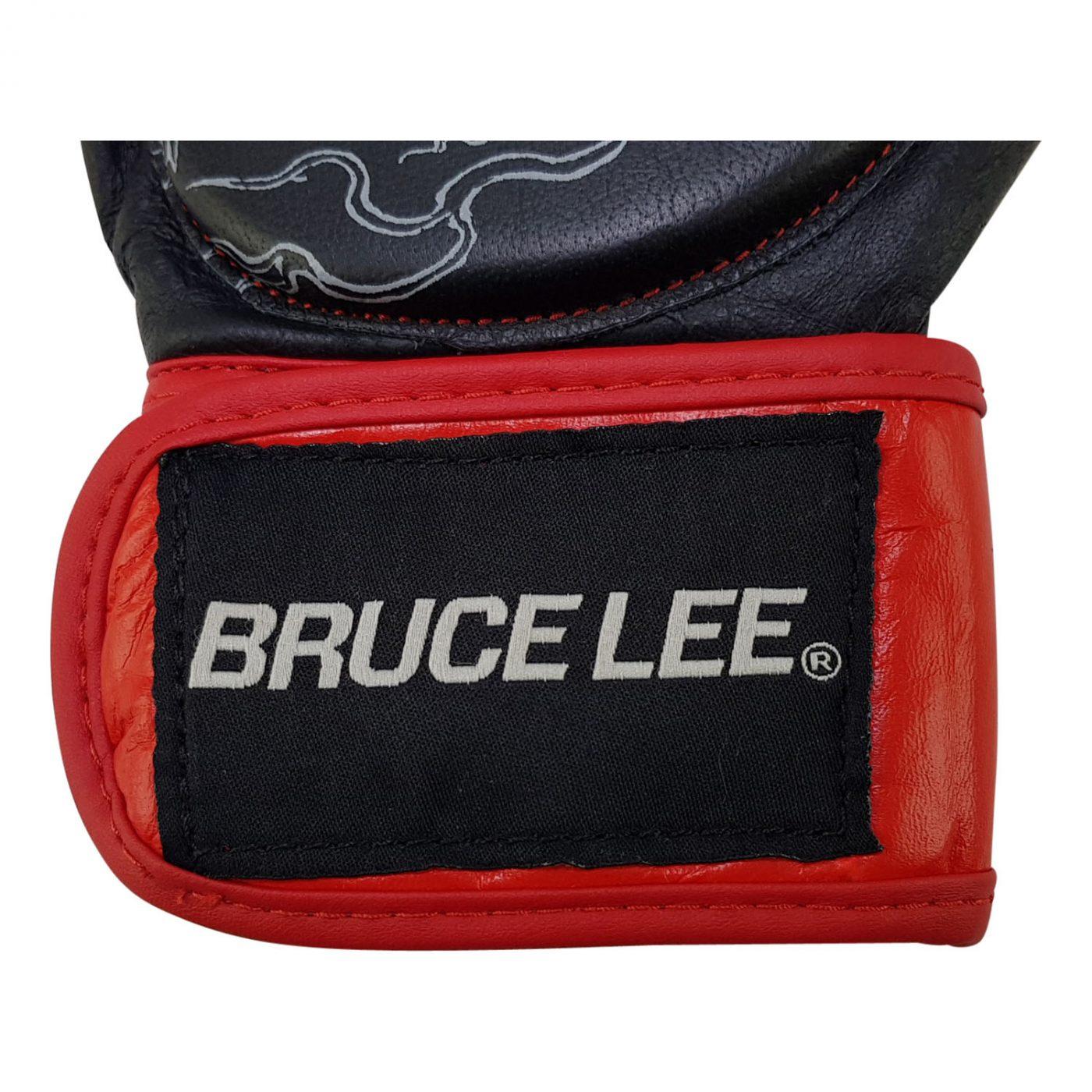 Bruce Lee Dragon Free Fight handschoenen - MMA Handschoenen