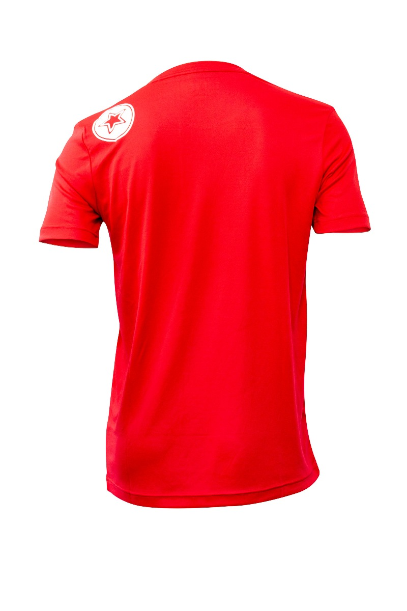 "TOP TEN T-Shirt ""Competition"" (Rood)"