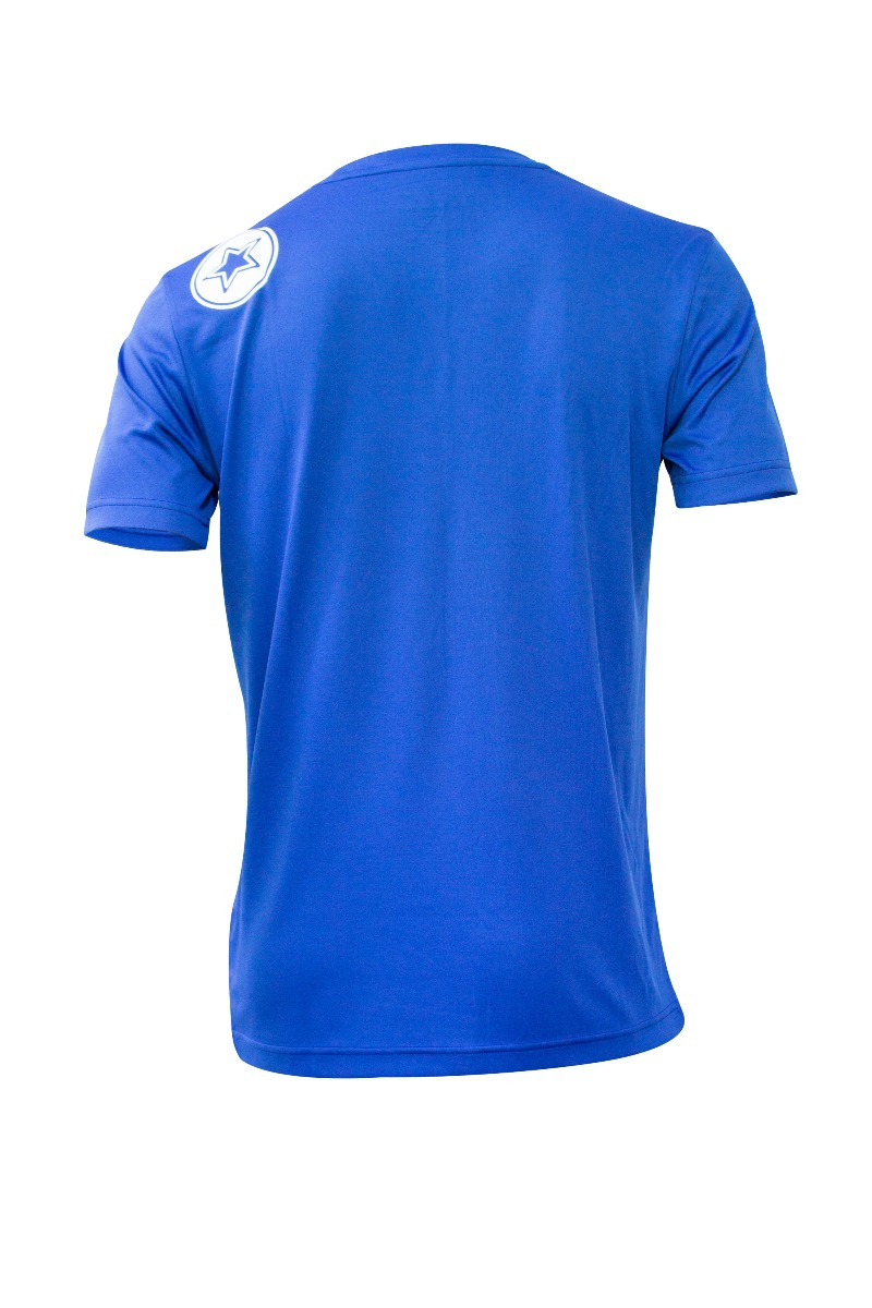 "TOP TEN T-Shirt ""Competition"" (Blauw)"