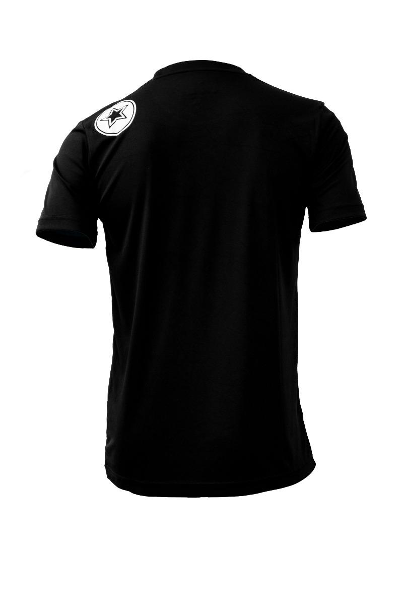 """TOP TEN T-Shirt """"Competition"""" (Zwart)"""