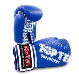 """Bokshandschoenen """"Superfight 3000"""" Blauw"""