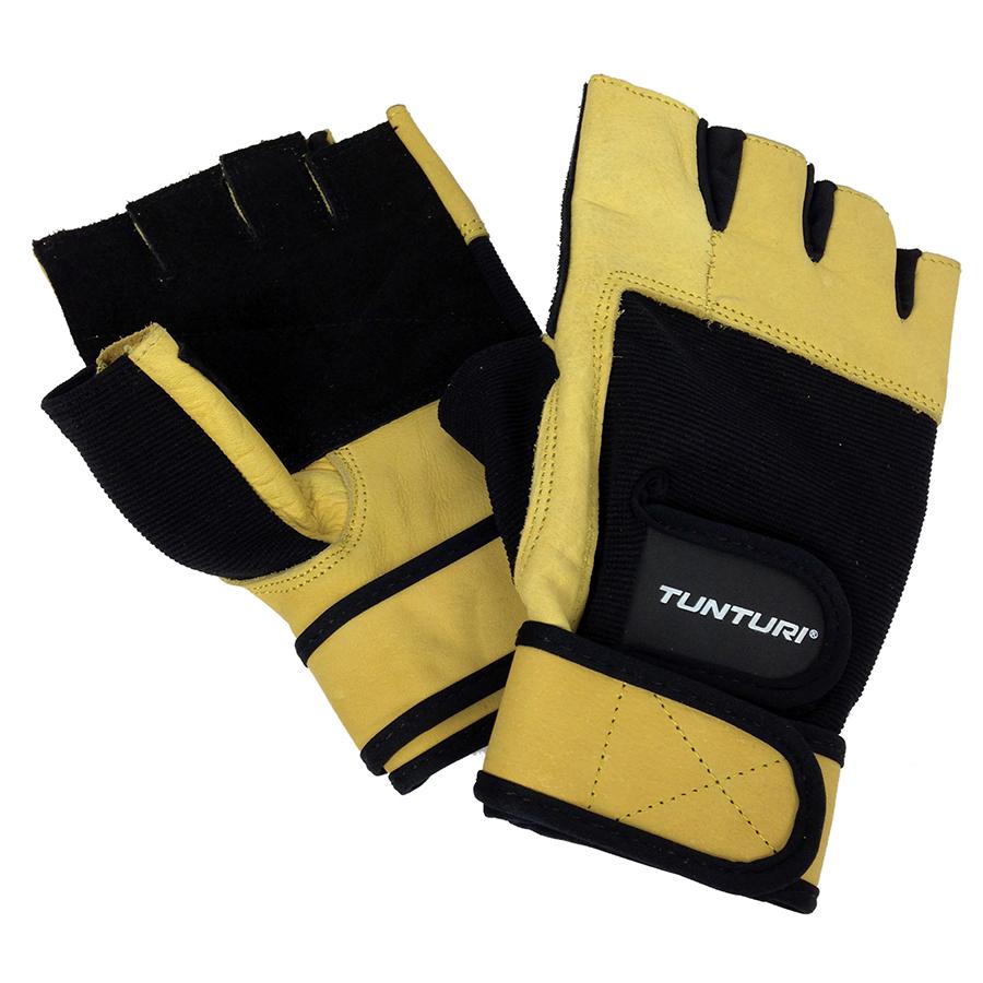 Tunturi High Impact - Fitness handschoenenporthandschoenen - Leder