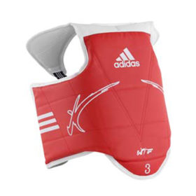 adidas Omkeerbare Bodyprotector Kids Extra Extra Small