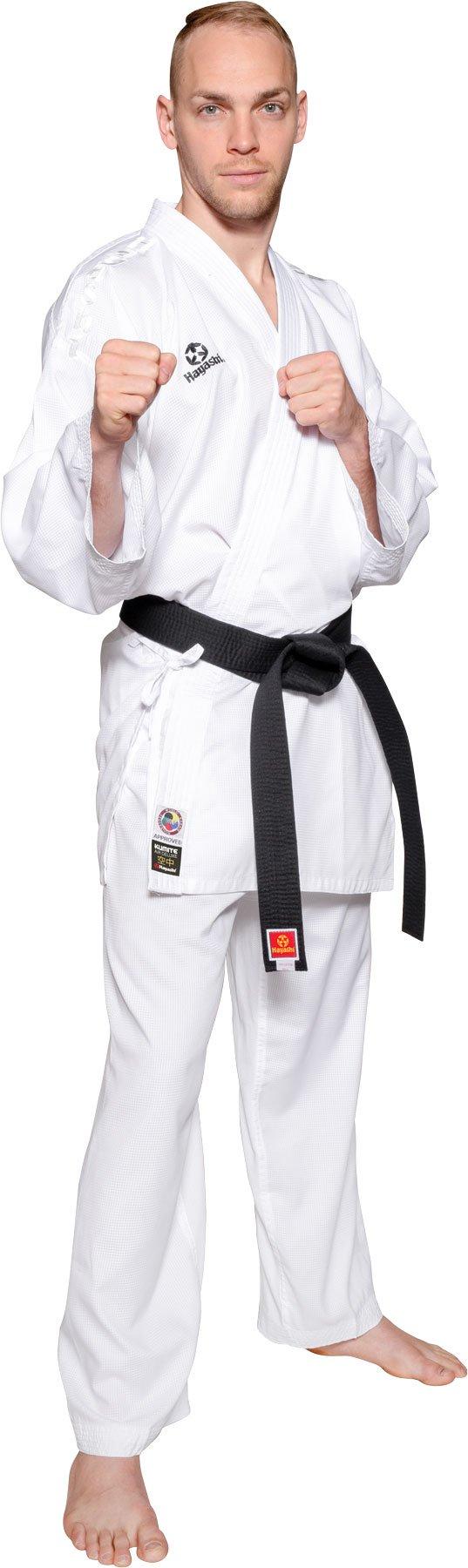 "Hayashi Karatepak ""Air Deluxe"" (Wit - Grijs)"