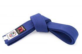 Karateband Blauw