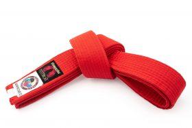 Karateband Rood