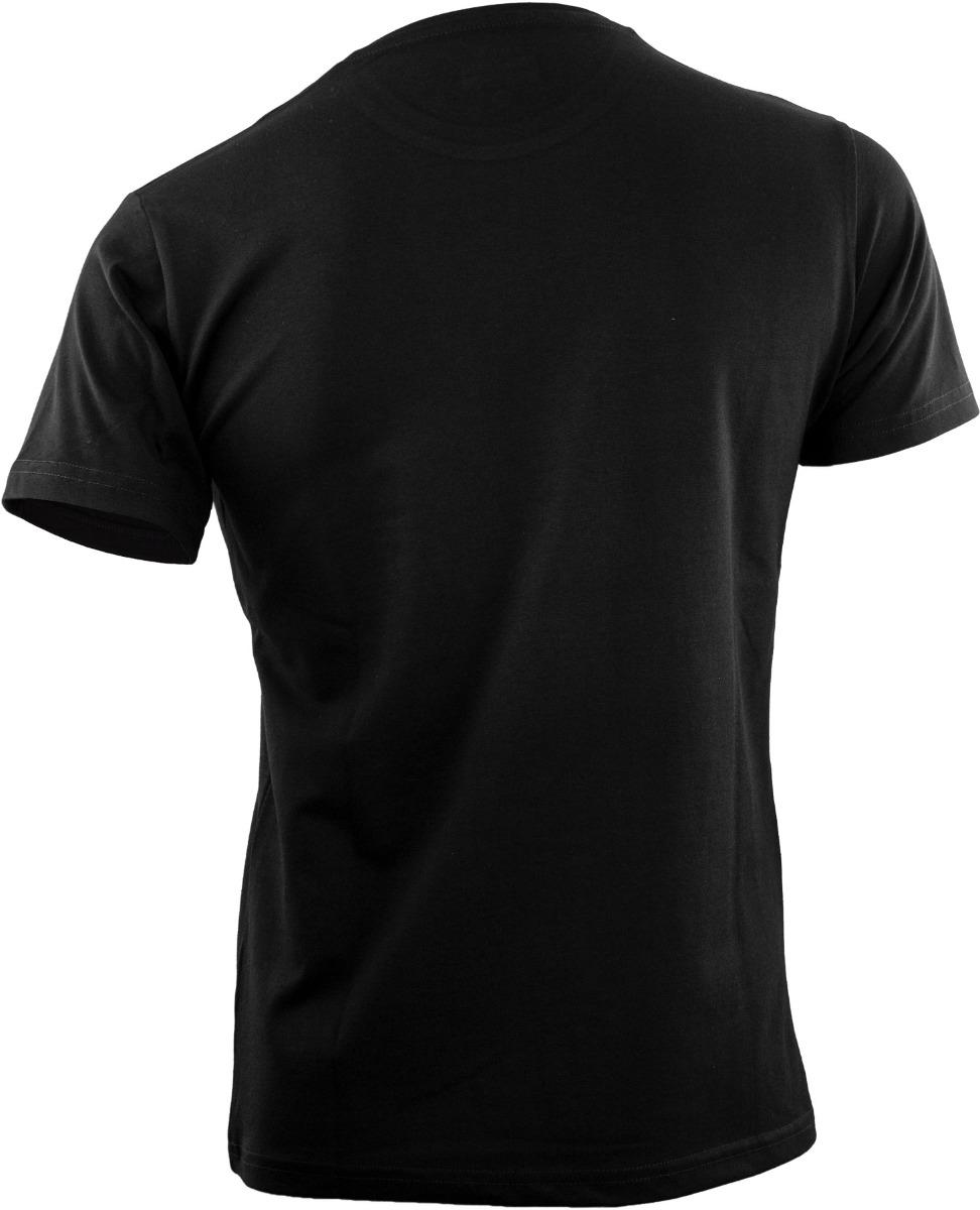 """Hayashi T-shirt """"Equip to win"""" Scales (Zwart)"""