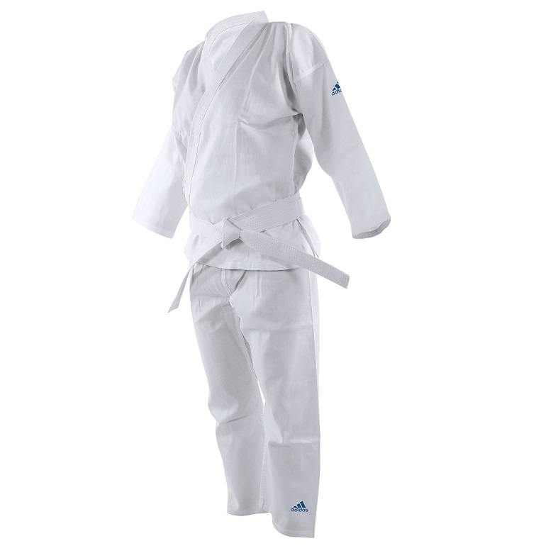 adidas Judopak J200 Evolution 2.0 Wit Maat 140