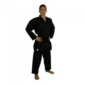 adidas Karatepak K240B Bushido Zwart Maat 160