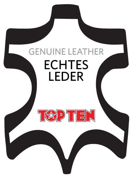 """TOP TEN Bokshandschoenen """"Wrist Star"""" (Zwart - goud)"""
