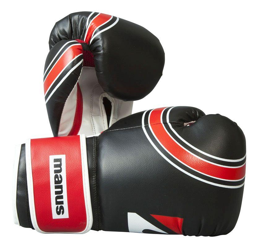 Bokshandschoenen / sparringshandschoenen Zwart