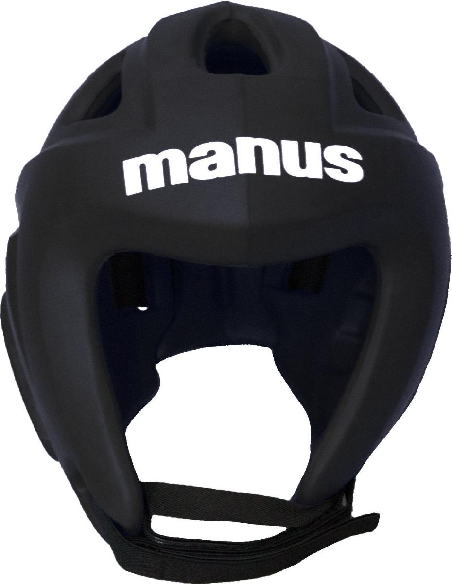 """Manus Hoofdbeschermer """"Light"""" (Zwart)"""