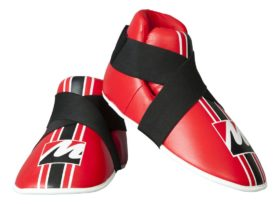 Kicks voetbeschermers Rood - rood