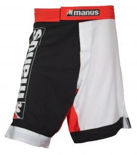 MMA Boksbroekje Zwart - Wit
