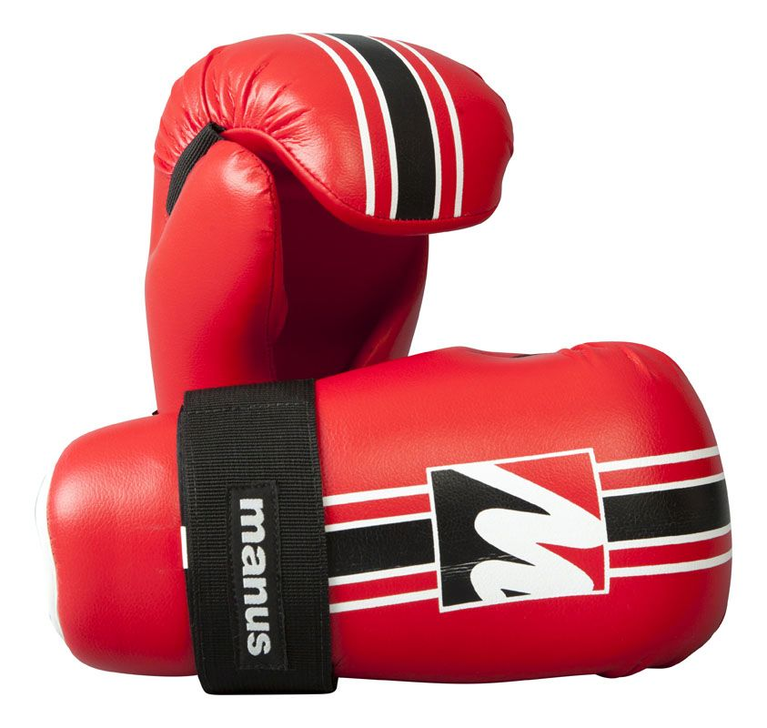 Manus Pointfighter Wit - rood