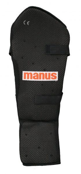 Manus Scheenbeschermers voor Thaiboksen / K1 / MMA (Zwart)