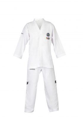 "Taekwondopak ""Student"" (ITF approved) Wit"