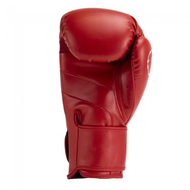 Super Pro Combat Gear Champ (kick)bokshandschoenen (Rood/Wit)