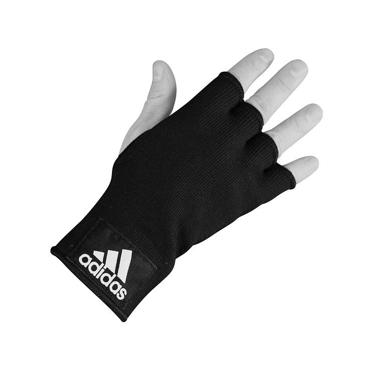 adidas Binnenhandschoen Zwart/Wit Medium