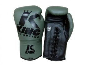 King Pro Boxing KPB/BG Laces 3