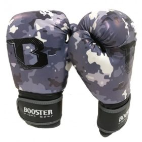 Booster BG YOUTH CAMO GRIJS