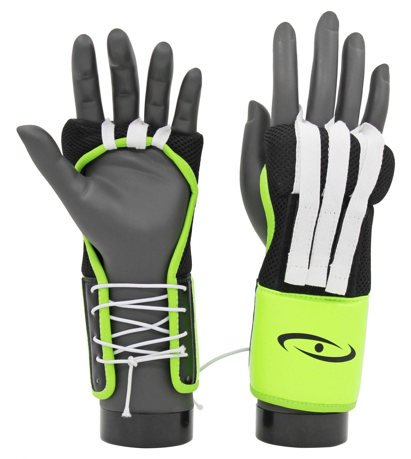Binnenhandschoenen PRO LEGEND Protect Zwart/Neon