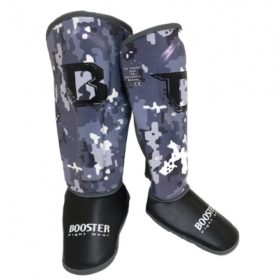 Booster SG YOUTH CAMO GRIJS