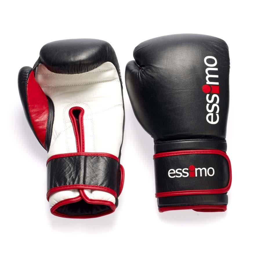 "Essimo Kick bokshandschoenen ""Leather"""