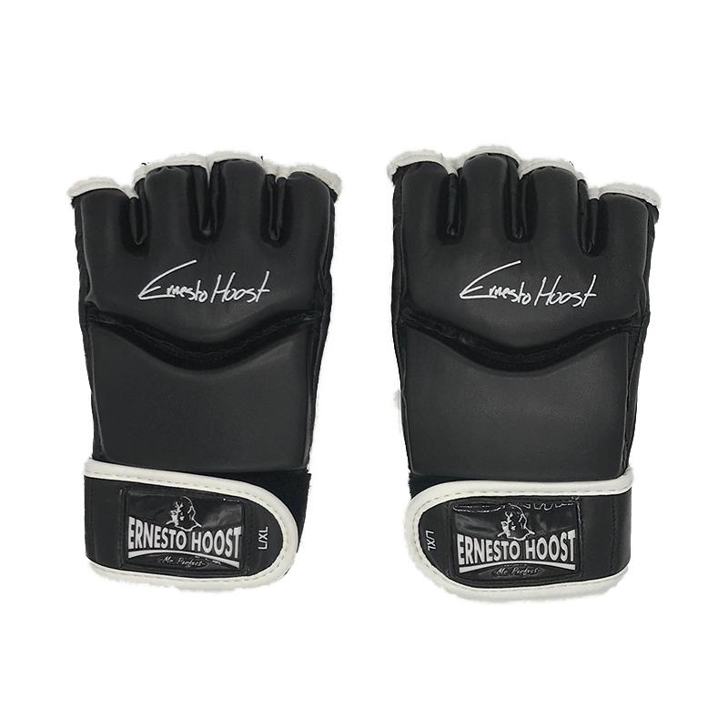 Ernesto Hoost Free Fight Gloves - Zwart/Wit