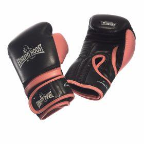 Ernesto Hoost Contest bokshandschoenen Pink