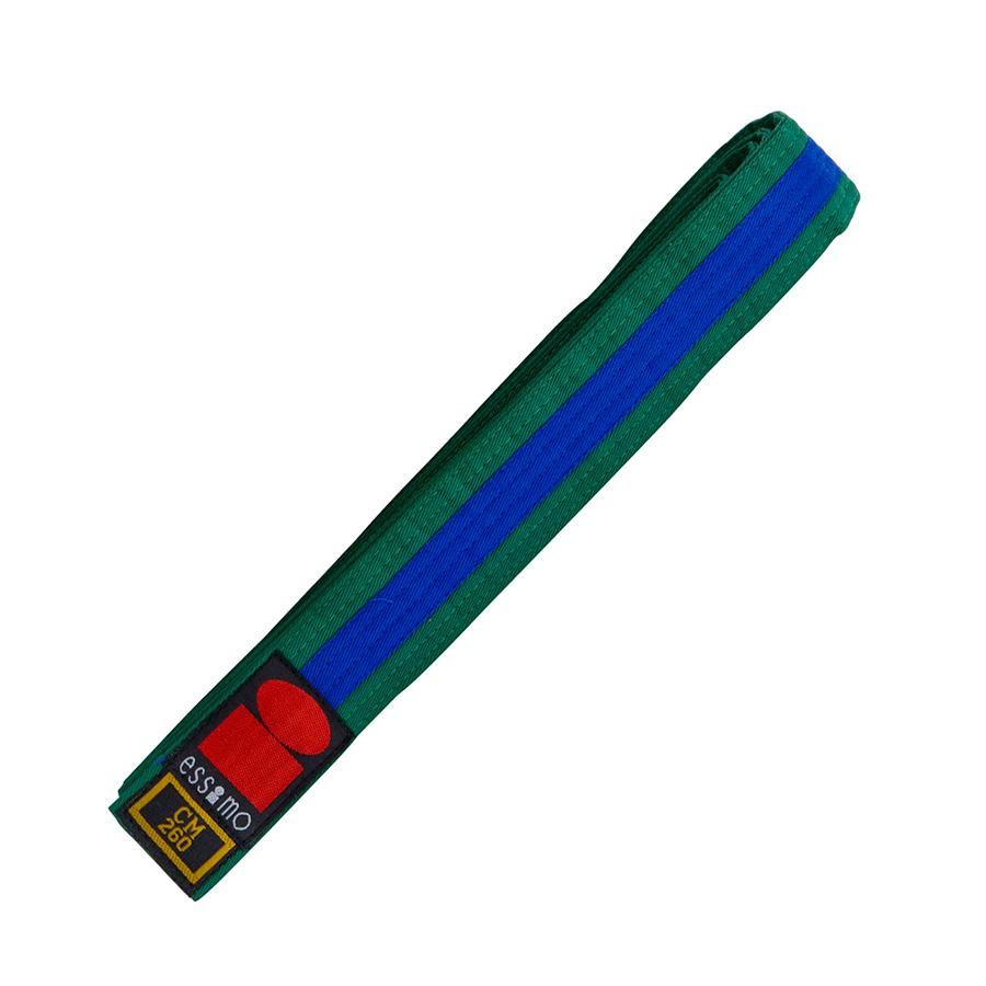 Essimo Budoband Groen/Blauw